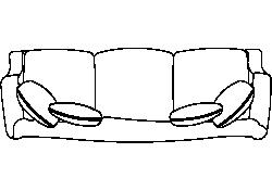 Sofa Plan 17