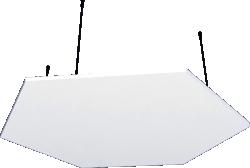 Optima Canopy Hexagon 1200x1200mm