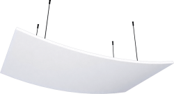 Ultima Canopy Concave 1905x1180x32mm