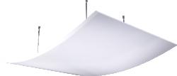 Orcal Metal Canopy Convex 1890x1180x40mm