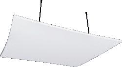 Optima Canopy Concave 1200x1200mm