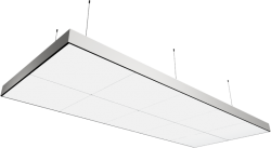 Axiom C Canopy 10 tiles module 3000x1200mm