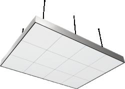 Axiom C Canopy 12 tiles module 2400x1800mm