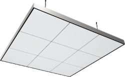 Axiom C Canopy 9 tiles module 1800x1800mm