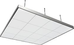 Axiom C Canopy 16 tiles module 2400x2400mm