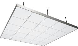 Axiom C Canopy 25 tiles module 3000x3000mm
