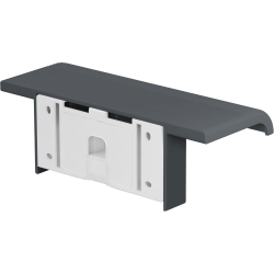 ARSIS shower shelf, Anthracite grey - 047739