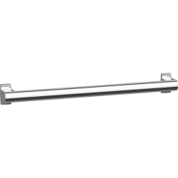 ARSIS straight grab bar, 600 mm, Bright Anodized Aluminium - 049661