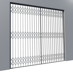 Grille extensible Delial