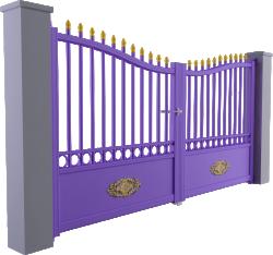 Ligne Tradition Modele Bousquet 2 vantaux