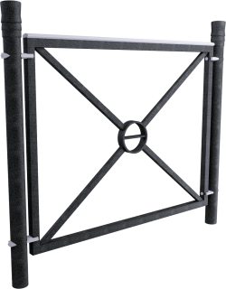 Vesta barrier model V1