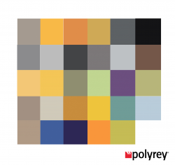 POLYREY HPL COLOR PAPAGO 3