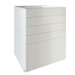 METOD Base Cabinet with Shelves White Ringhult White Variant