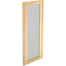 METOD Wall Cabinet For Microwave Oven Black MÄRSTA White