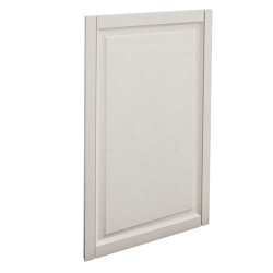 BODBYN Front for Dishwasher Off White