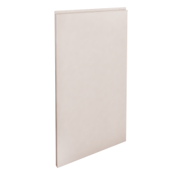 VOXTORP Front for Dishwasher Light Beige