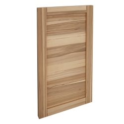 VOXTROP Front for Dishwasher Walnut effect