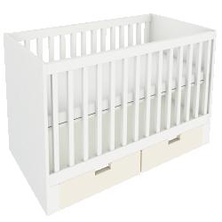 STUVA Baby Bed