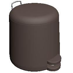 SNÅPP Poubelles à pédale 5 litres