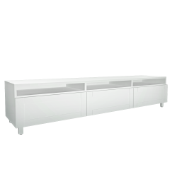 BESTA TV Cabinet with Drawers 2
