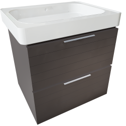 GODMORGON ODENSVIK 2 Drawer Washbasin Unit
