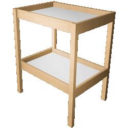 SNIGLAR Changing Table
