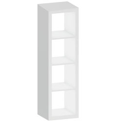 KALLAX White Shelf