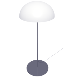 IKEA 365 BRASA Floor Lamp