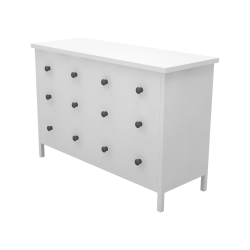 HEMNES 8 Drawer Chest Variant 4