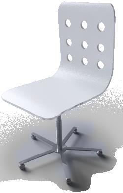 Jules Swivel Chair