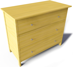 Hemnes Chest of 3 Drawers
