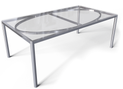 Dalfors Coffee Table