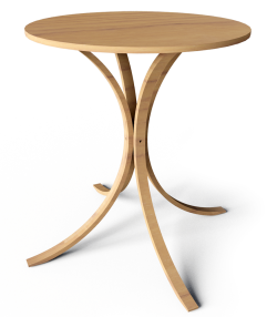 Fornbro Pedestal Table