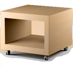 LACK Side Table Wood