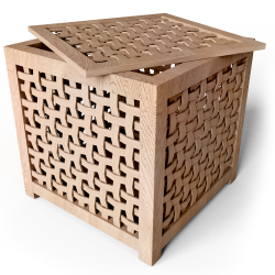 HOL Side Table Basket