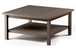 HEMNES Coffee Table Brown