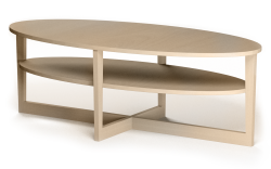 VEJMON Coffee Table Wooden
