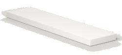 LACK Wall Shelf White