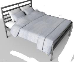 Heimdal Bed 160x200