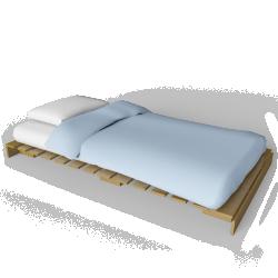 Grankulla Futon Single Bed