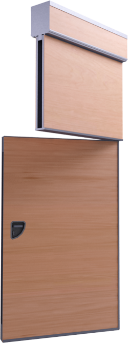 STYLIST Special Panel Wide Door