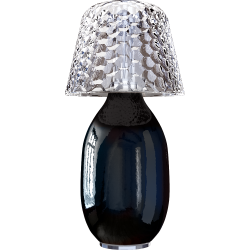 Baby Candy Light Lamp Black