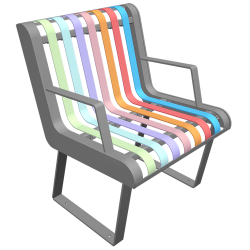 PASTEL Chair
