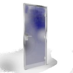CLIP IN Silence Door PC 1032