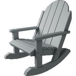 Fauteuil Lousiane Rocking Chair