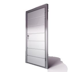 Porte 3d Dwg Of Novoferm Free Cad And Bim Objects 3d For Revit Autocad