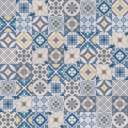 Dalle Jardin Design Mosaic Oase