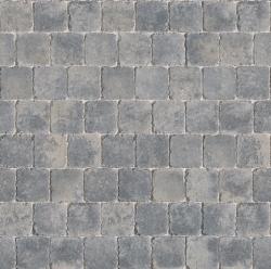 Pave NEWHEDGE VIEILLI GREY 15x15cm