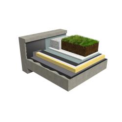 Accessible Canopia Jardin insulation multi use concrete
