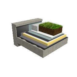 Accessible Canopia Jardin insulation multi usage concrete mountain climate